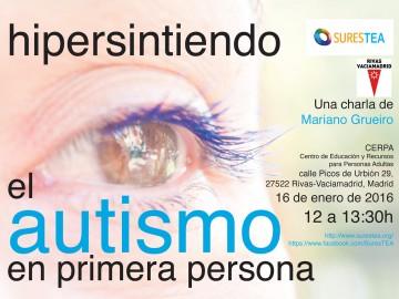 Hipersintiendo: el autismo en primera persona