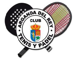 Donación del Club de Tenis y Padel de Arganda