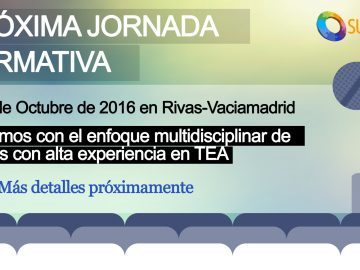 Jornada Formativa sobre TEA