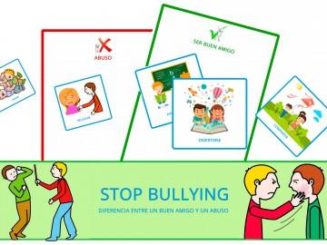 Instrucciones para detectar el bullying