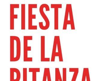 Entrega del cheque solidario de la Fiesta de la Pintanza