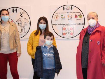 Exposición de pintura «Igualdad y diversidad en todas sus facetas»