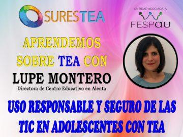 Jornada «Uso responsable y seguro de las TIC en adolescentes con TEA»